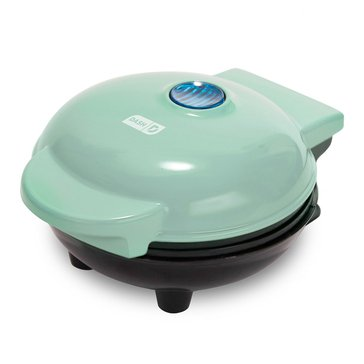 Dash Mini Griddle, Aqua (DMS001AQ)