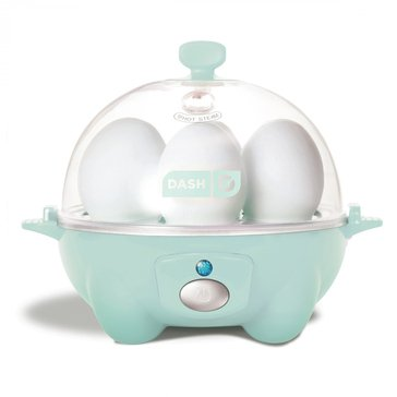 Dash Rapid Egg Cooker, Aqua (DEC005AQ)