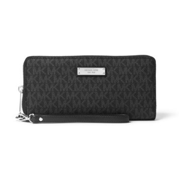 Michael Kors Jet Set Item Travel Continental Black