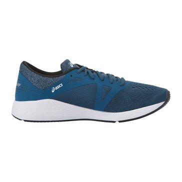 Asics Road hawk Men's Running Shoe - Ink Blue / White / Black