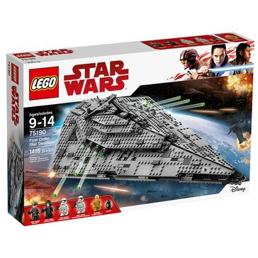 LEGO Star Wars First Order Star Destroyer (75190)