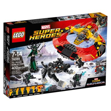 LEGO Thor The Ultimate Battle for Asgard (76084)