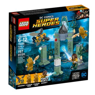 LEGO DC Super Heroes Battle of Atlantis (76085)