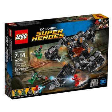 LEGO DC Super Heroes Knightcrawler Tunnel Attack (76086)