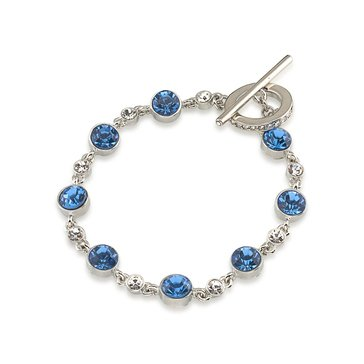 Carolee Something Blue Flex Bracelet