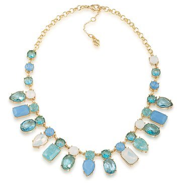 Carolee Multi Blue Necklace