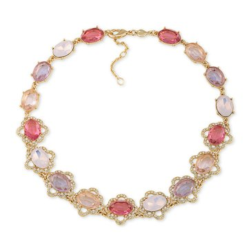 Carolee All Around Pink Necklace