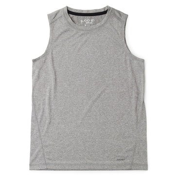 Jockey Big Boys' Tank, Heather