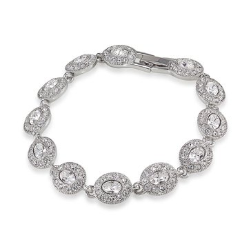 Carolee The Lucy Crystal Bracelet