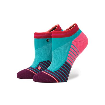 Stance Javelin Athletic Low Sock Turquoise