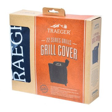 Traeger Full-Length Grill Cover - 22 Series