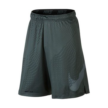 Nike Men's Dry Embossed Short - Grey