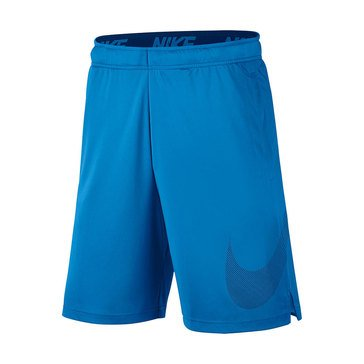 Nike Men's Dry Linear Logo Shorts - Photo Blue