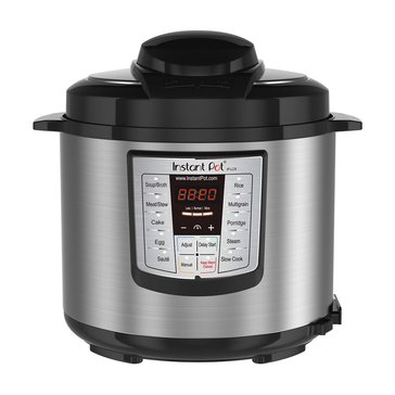 Instant Pot 6-Quart Programmable Electric Pressure Cooker (IP-LUX60 V3)