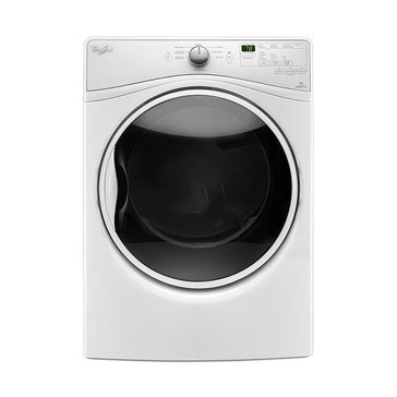 Whirlpool 7.4-Cu.Ft. Gas Dryer, White (WGD85HEFW)