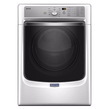 Maytag 7.4-Cu.Ft. Gas Dryer, White (MGD8200FW)