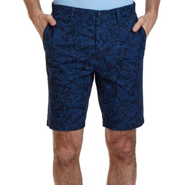 Nautica Men's Shorts Blueprint Shorts