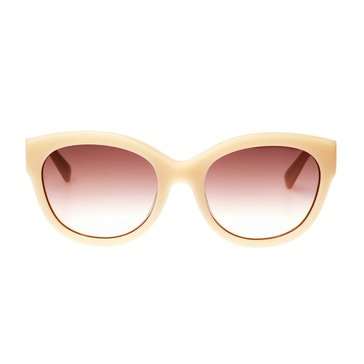 MCM Women's Sunglasses Nude 56mm