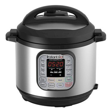 Instantpot V2 7-in-1 Multi-Functional Electric Pressure Cooker (IP-DUO60)