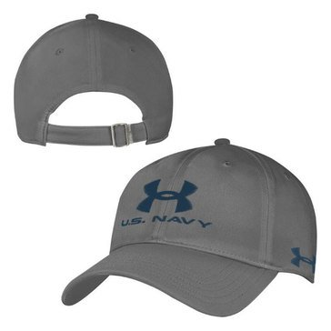Under Armour Men's Shield With U.S.N Renegade Adjustable Hat
