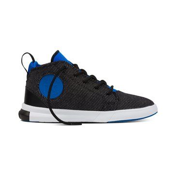 Converse Chuck Taylor All Star Easy Ride Mid - Boy's Sneaker- Black/Soar/White