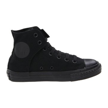 Converse Chuck Taylor All Star Easy Slip -Boy's Sneaker-Monochrome Black