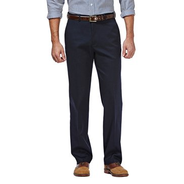Haggar Men's Classic Fit Premium No-Iron Khaki Pants