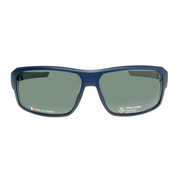 Tag Heuer Men's Racer 2 Polarized Sunglasses 9223-106, Black/ Grey 70mm
