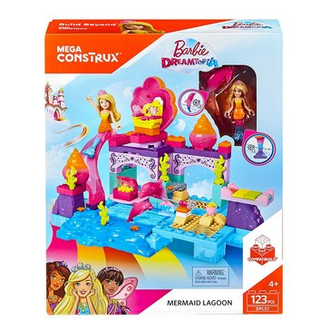 Mega Bloks Barbie Mermaid Lagoon
