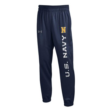 Under Armour Men's U.S.N Vertical Tapered Tricot Jogger