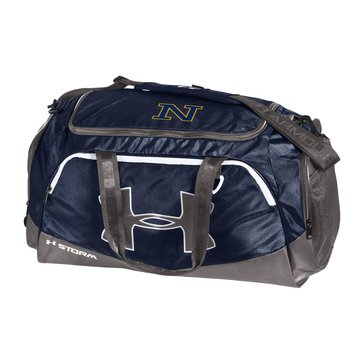 Under Armour Men's Navy Undeniable Duffle Bag