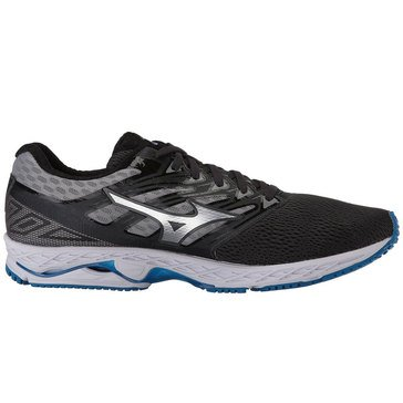 Mizuno Wave Shadow Men's Running Shoe - Iron Gate / Silver / Blue Jewel