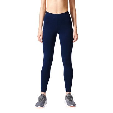 Adidas Women's Essential Linear Logo Tights