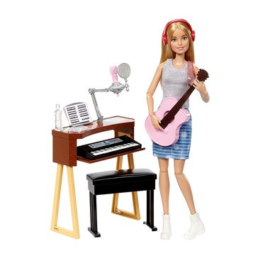 Barbie Musician Doll and Playset
