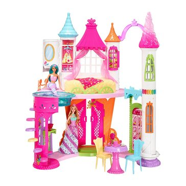 Barbie Dreamtopia Sweetville Kingdom Castle