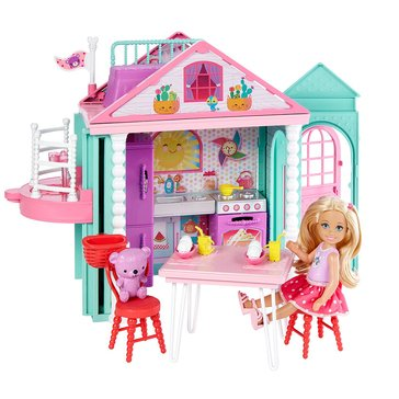 Barbie Chelsea Doll Clubhouse