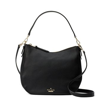 Kate Spade Jackson Street Mylie Shoulder Bag Black