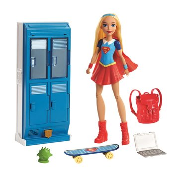 DC Super Hero Girls Supergirl X-Ray Vision Locker
