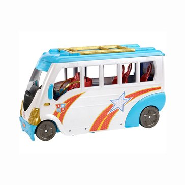 DC Super Hero Girls Transforming Bus