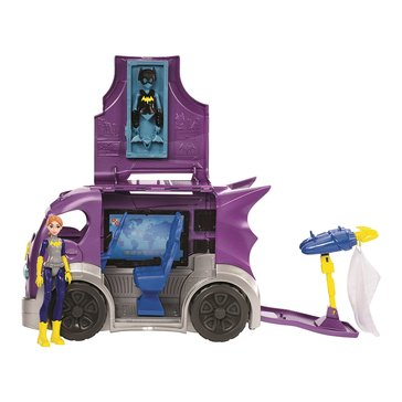 DC Super Hero Girls Headquarters On Wheels