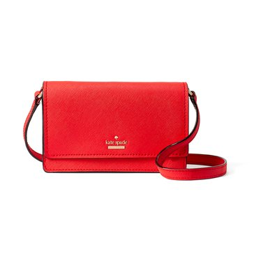 Kate Spade Cameron Street Adalyn Crossbody Prickly Pear