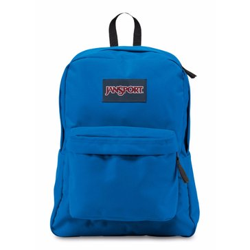 Jansport Super Break Backpack - Stellar Blue