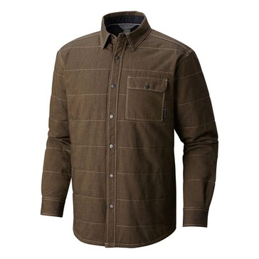 Mountain Hardwear Men's Yuba Pass Shacket Jacket