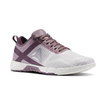 Reebok Crossfit Grace TR Women's Training Shoe - Smoke Orchid / Chalk / Washed Plum / Silver Met