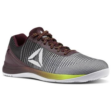 Reebok Crossfit Nano 7.0 Men's Training Shoe - Neon / White / Black / Solar Yellow /Maroon
