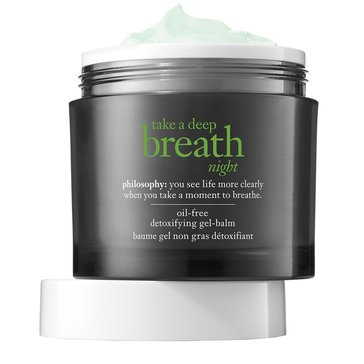 Philosophy Take A Deep Breath Oil-free Energizing Oxygen Gel Cream 2oz