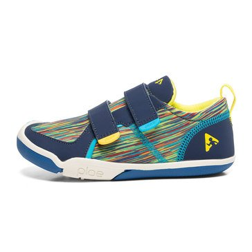 Plae TY Low  Boys Sneaker Navy/Multi
