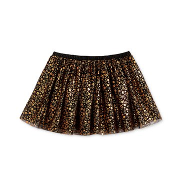 Epic Threads Little Girls' Glitter Tulle Skirt