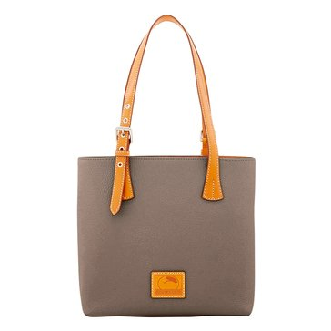 Web Exclusive! Dooney & Bourke Patterson Emily Shoulder Bag Taupe