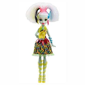 Monster High Electrified High Voltage Frankie Stein Doll